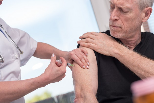 Seasonal Flu Vaccine for People 65+