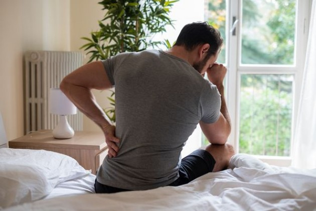 New Onset Back Pain/Spasms – Wichita West